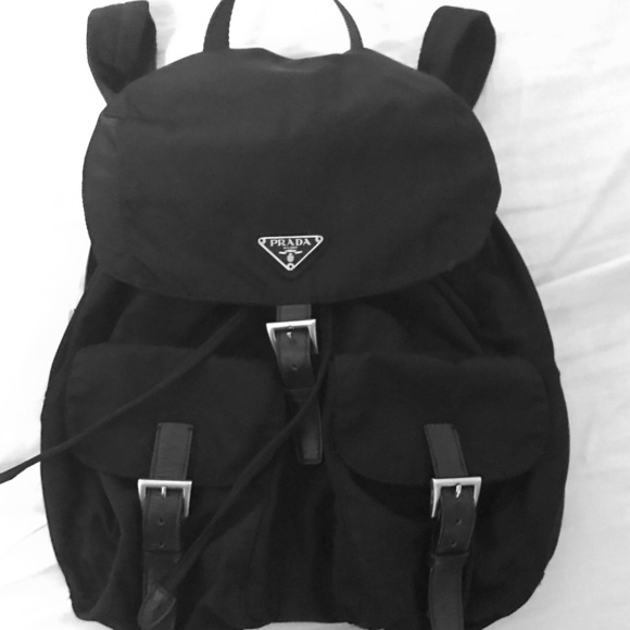 fded834be551 Classic Prada backpack. M_5b2c09a52e14780302c12f82
